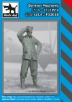 F32010 1/32 German mechanic N°1 Blackdog