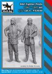F32030 1/32 RAF pilots set 1940-1945