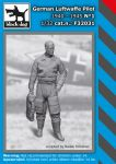 F32031 1/32 German Luftwaffe pilot N°1 1940-1945 Blackdog