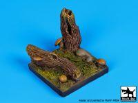 FD003 Mushrooms fantasy base Blackdog