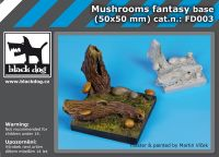 FD003 Mushrooms fantasy base
