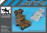 FD004 Stairs fantasy base