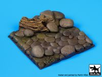 FD006 Stone part fantasy base Blackdog