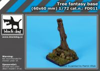 FD011 Tree fantasy base