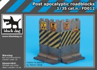 FD012 Apocalyptic roadblocks