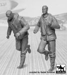 F32045 1/32 RAF Fighter pilots set N°2 Blackdog