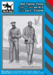 F32048 1/32 RAF fighter pilots 1940-45 N°3 Blackdog