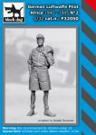 F32050 1/32 German Luftwaffe pilot Africa 1940-1945 N°2 Blackdog