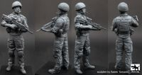 F35034 1/35 British soldier in Afghanistan Blackdog