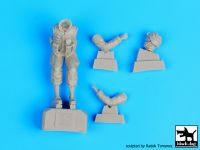 F35059 1/35 US drver and gunner Afghanistan Blackdog
