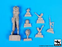 F35069 1/35 Israel army soldier N°2 Blackdog