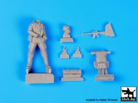 F35082 1/35 British Marines Falklands 1982 N°1 Blackdog