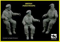 F35097 1/35 British paratrooper driver Blackdog