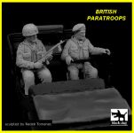 F35099 1/35 British paratroopers set Blackdog