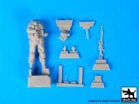 F35105 1/35 Soldier in Crimea N°5 Gunner Blackdog