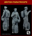 F35114 /35 British paratroper N°1 Blackdog