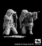 F35119 1/35 US snipers set Blackdog
