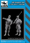 F35140 1/35 US snipers set Blackdog
