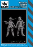 F35152 1/35 Firemen N°2 Blackdog