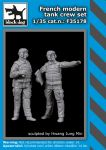 F35178 1/35 French modern tank crew set