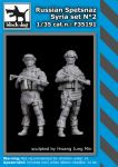 F35191 1/35 Russian Spetsnaz Syria big set