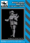 F35195 1/35 British soldier WWI N°2