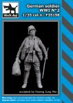 F35198 1/35 German soldier WWI N°2 Blackdog