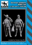 F35199 1/35 German soldiers WWI set