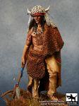 F75014 75mm Black foot warrior Blackdog