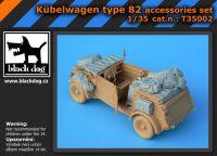 T35002 1/35 Kubelwagen type 82 Blackdog