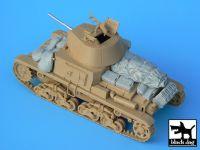 T35005 1/35 Carro armato accessories set Blackdog