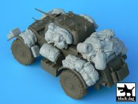 T35007 1/35 Staghound accessories set Blackdog