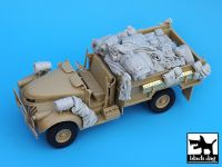 T35015 1/35 British SAS Chevrolet Africa Blackdog