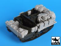 T35019 1/35 Bren carrier accesories set Blackdog