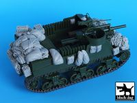 T35022 1/35 British Priest accessories set Blackdog