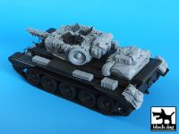 T35023 1/35 Cromwell hessian tape camo net Blackdog