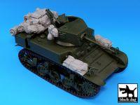 T35027 1/35 M3A1 Stuart Blackdog
