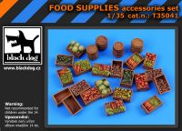 T35041 1/35 Food supplies Blackdog