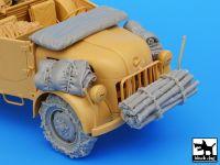 T35043 1/35 German Steyr 1500A accessories set