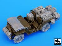 T35044 1/35 US Jeep big accessories set