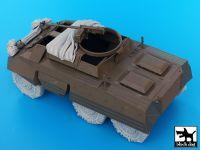 T35048 1/35 US M 20 accessories set Blackdog