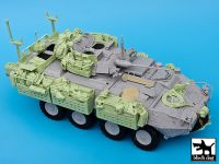T35053 1/35 Canadian Lav III Lorit accessories set Blackdog