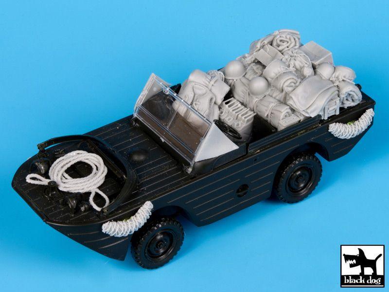 T35057 1/35 Ford G.P.A Amphibian accessories set Blackdog