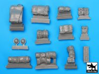 T35059 1/35 British Humber Mk IV accessories set Blackdog