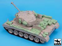 T35060 1/35 US M -26 Pershing accesorie set Blackdog