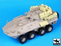 T35063 1/35 Autralian ASLAV accessories set Blackdog