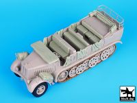 T35073 1/35 Sd.Kfz 7 accessories set Blackdog