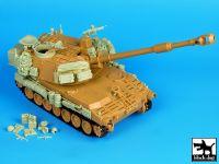 T35080 1/35 M109A2 IDF conversion set Blackdog