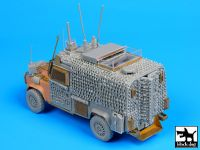 T35092 1/35 Land Rover Defender Snatch Barracuda Blackdog