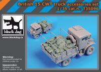 T35096 1/35 British 15 CWT Blackdog
